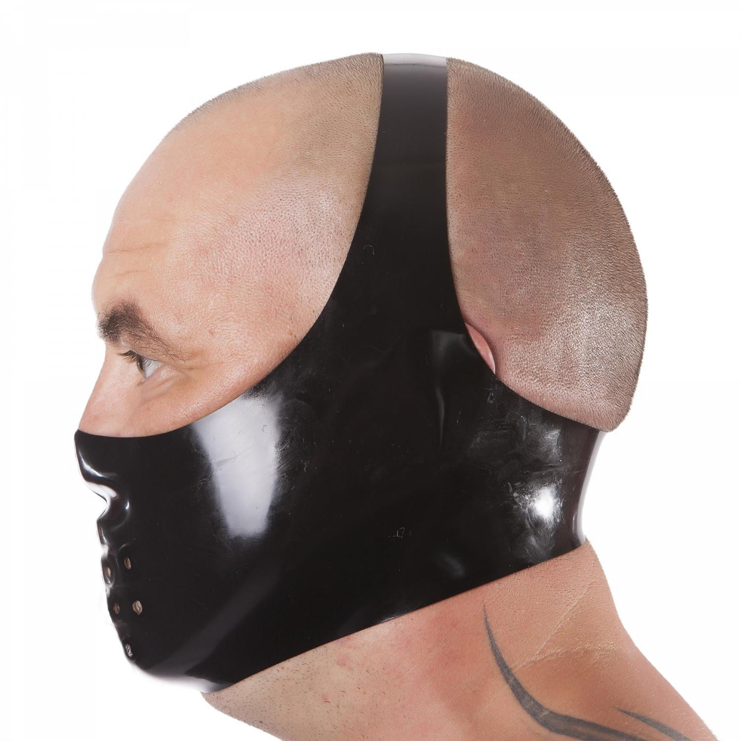 Latex Hanibal Maske 1