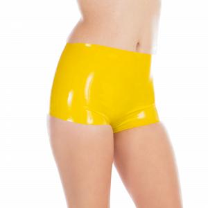 Latex Hot Pants für Damen und Herren 3