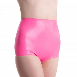 Latex Hot Pants für Damen und Herren 13